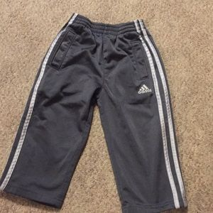 Adidas boys athletics pants size 2t